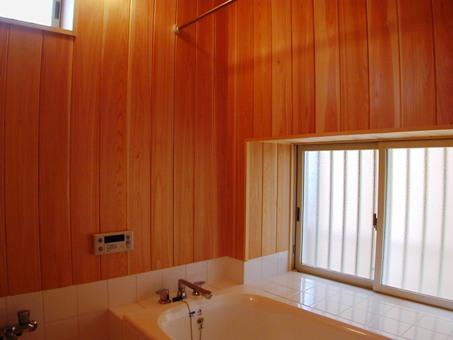 浴室 その1