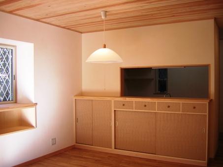 造り付け家具 その1