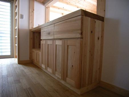 造り付け家具 その3