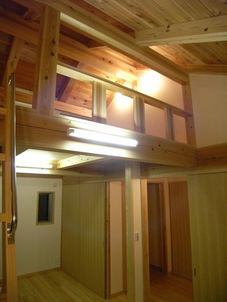 木組みの家スタンダードモデル